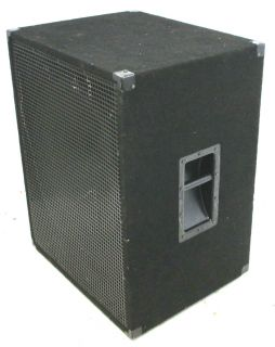 Madison Bass Cabinet 1 x 21 Subwoofer Speaker Cabinet