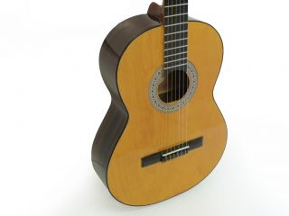 NEW Hand Made Mexican Classical Guitar Paracho Michoacan, Beautiful