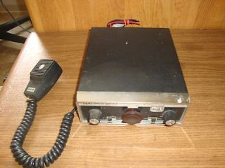 pace 2376a 23 channels vintage cb radio time left $