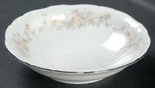 Salad Bowl   Johann Haviland China   Floral Splendor   Bavaria