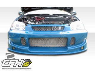 Urethane Honda Civic Buddy Front Bumper Kit Auto Body 1 PC 96 98 SHIP