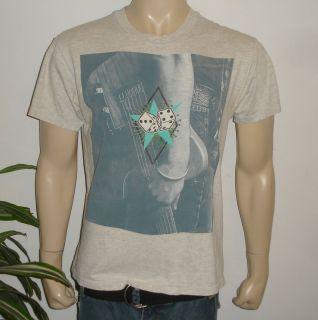 1992 BRUCE SPRINGSTEEN soft gray vintage rock concert tour 80s shirt L