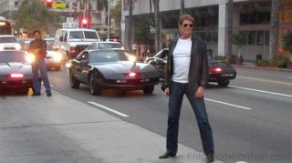 for Knight Rider Festoval, LA Music Video, San Diego Comic Com and CBS