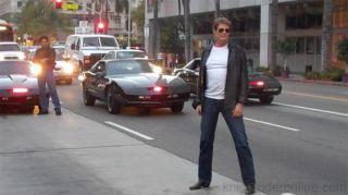 for Knight Rider Festoval, LA Music Video, San Diego Comic Com and CBS