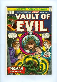 Vault of Evil 3 VF Brunner Medusa Super Bright