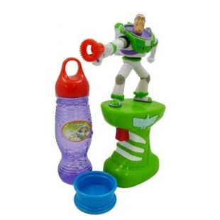 Bubbles   Toy Story   Buzz Motorized Dip & Blow Bubble Blower