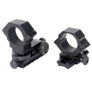 BSA Optics BSALG300003 30mm Scope Mount Fit Laser Genetics Designator