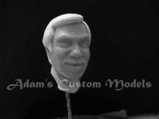 Buck Rogers Resin Model Kit Wilma Deering Twiki 1 8 Scale Unassembled