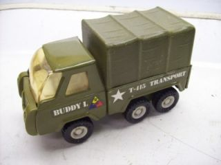 Buddy L Transport Truck T 415
