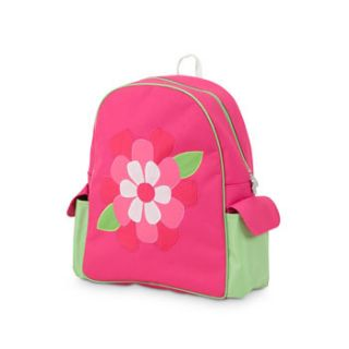 Buckhead Betties Hot Pink Flower Bookbag Brand New With Tags