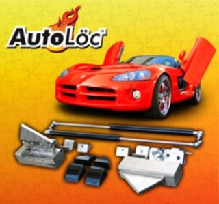 Autoloc Butterfly Door Kit