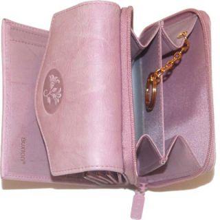 buxton genuine leather ladies wallet # bx393f04