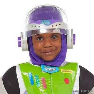 New  Toy Story Buzz Lightyear Light Up Helmet Halloween