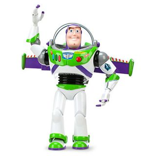 Disney Toy Story Buzz Lightyear Talking Action Figure 12