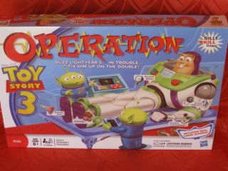 Kids New Toy Story 3 Operation Buzz Lightyear Game