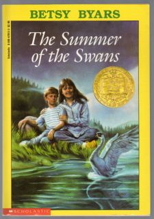 The Summer of The Swans Betsy Byars SC 1970