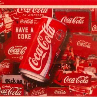 Buffalo Games Coca Cola Sign of Good Taste Jigsaw Puzzle 1000 pc