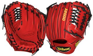 Limited Edition A2000 Baseball Glove C J Wilson Game Model 12