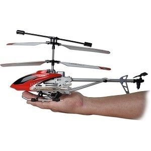 Dragon HJ2281 Twin Propeller R/C Remote Control Helicopter RED   NEW