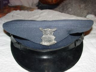 Vintage U s Air Force R O T C Hat