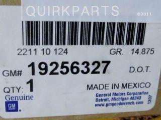 2010 2011 Buick Allure LaCrosse Regal Seat Belt Buckle Black