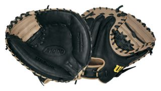 Wilson A1000 1791 BMR 32 5 Baseball Catchers Mitt RHT