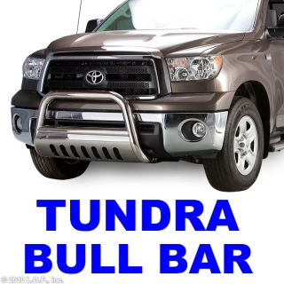 Bull Bar 3 Stainless Push Grill Guard 1999 2006 Toyota Tundra 2001