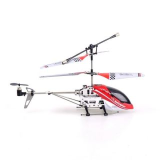 Small Sky Lanneret USB Cable Remote Control Helicopter Red