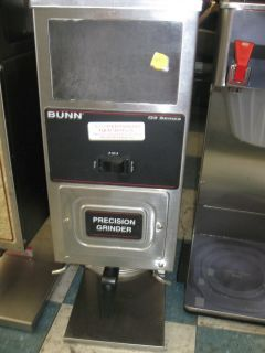 Bunn G9 Series Commercial Coffee Grinder