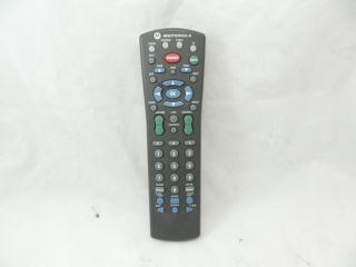 Motorola Philips 463410 Cable Box Remote