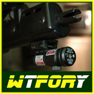 Puntatore Laser x Fucile Pistola Softair Tiro Caccia