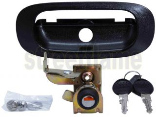 Dodge Dakota Tailgate Tail Gate Lock Rear Door 01 02 03