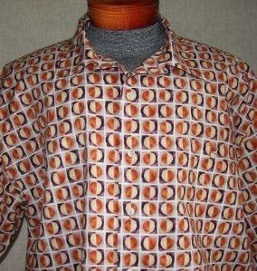 extra nice mens burma bibas casual shirt xxl