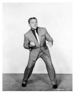 James Cagney Great Fighting Pose Still G086