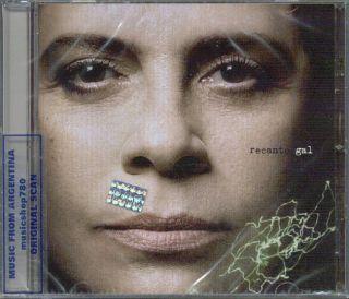 Gal Costa Recanto SEALED CD New Caetano Veloso