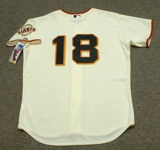 Matt Cain San Francisco Giants Authentic Home Jersey 52