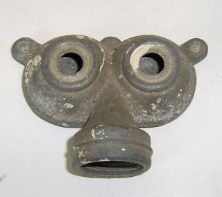 Antique Owl Eyes Water Sprinkler