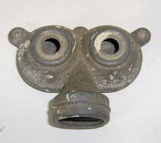 Antique Owl Eyes Water Sprinkler