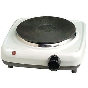 Electric Countertop Portable Single Burner Hot Plate Stove Cooking Top