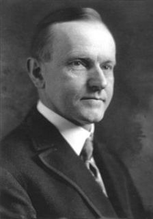 1952 Bowman Presidents 32 Calvin Coolidge not Topps
