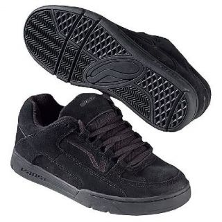 Vans Mens Camacho Low Top Leather Skateboard Shoes Style VN 0BWUBLK
