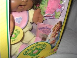 Cabbage Patch Kids Babies Girl by Play Along CPK Outfit New 2005