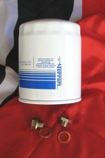 ferrari testarossa oil filter change kit trock
