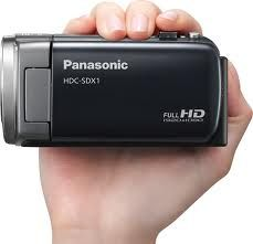 gaurenteed panasonic hdc sdx1 black high definition vedio camcorder