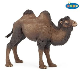 New Bactrian Camel Wild Animals Papo 50129