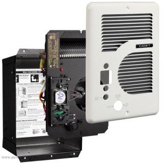 CEC163TW White Energy Plus 1000 Watt 120V Recessed Wall Heater