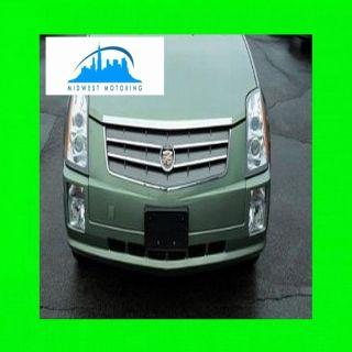 2004 2009 Cadillac SRX Chrome Trim for Grill Grille 5 Year Warranty