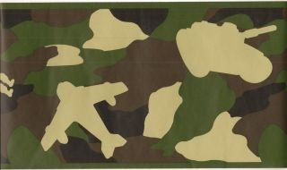 Kids Wallpaper Border Army Wall Border Camouflage Background