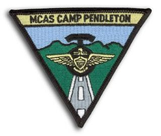 US Marine Corps Air Station MCAS Camp Pendleton