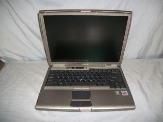 Laptop PC, Dell Latitude D600, Centrino mobile, caddy, parts,
